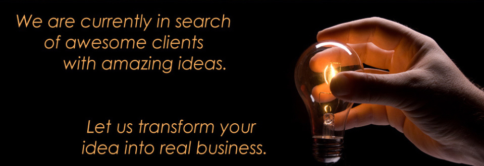 Let us transform your business